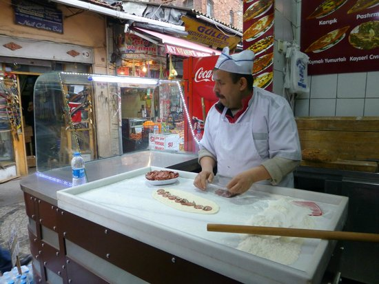 Culinary Backstreets -Tours:                   pizza