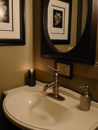 Five Fifty Five:                   Bathroom