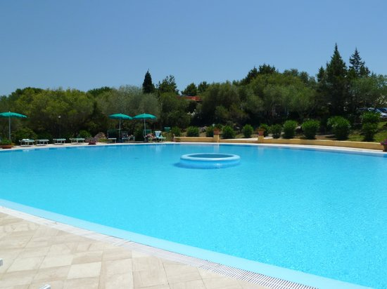Park Hotel Porto Istana:                   piscina del hotel