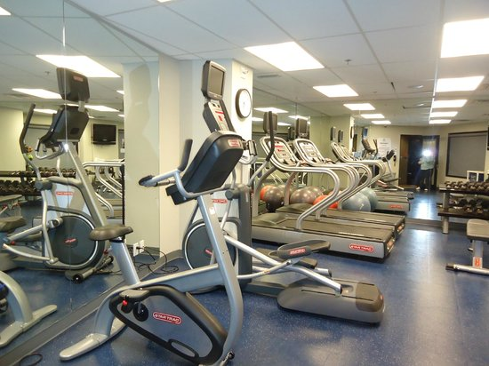 Copper Point Resort: Excercise room