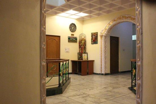 Hotel Taj Plaza: Lobby
