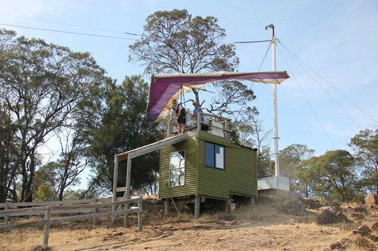 Cable Hang Gliding Launceston