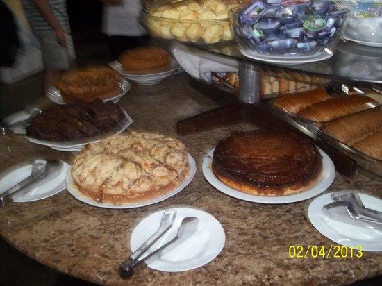 Hotel Lanville Athenee:                   desayuno