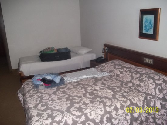 Hotel Lanville Athenee:                   habitacion