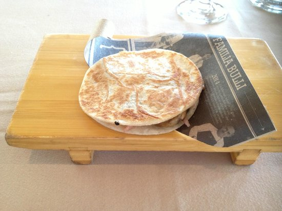 Grand Oasis Sens:                                     Benazuza breakfast.                                  