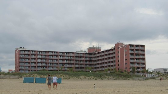 Holiday Inn Ocean City:                   Hotel