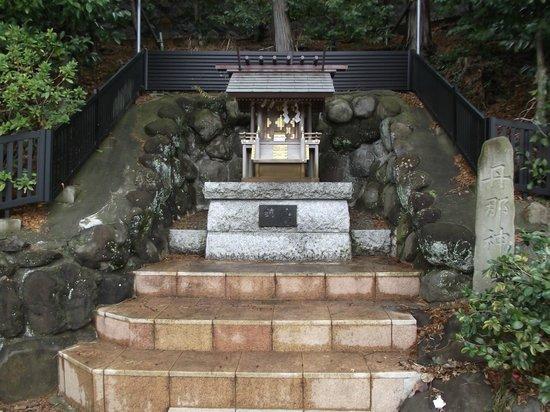 Tanna Shrine:                   神社正面