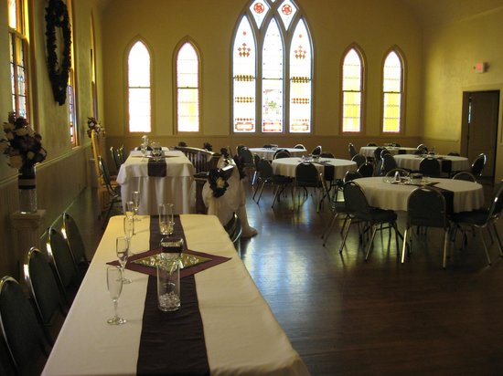 Rumford, ME: The Fernand Room