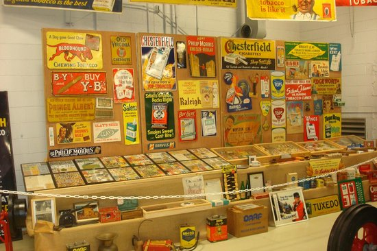 Keystone Tractor Works:                   Labels and packaging from days long ago