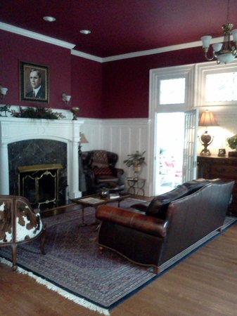 إقامة وإفطار بفندق ترينكل مانشن:                   Living room                 