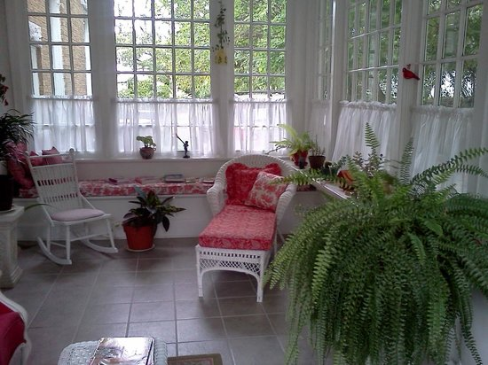 Trinkle Mansion Bed & Breakfast:                   A place to relax