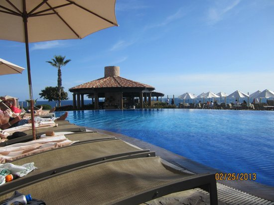 Pueblo Bonito Sunset Beach Golf & Spa Resort:                   main pool