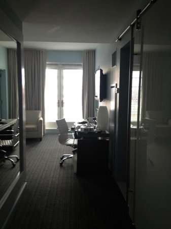 Lorien Hotel and Spa, a Kimpton Hotel:                   Room