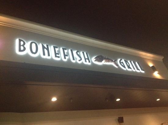 Bonefish Grill:                   Bonefish Grill                 