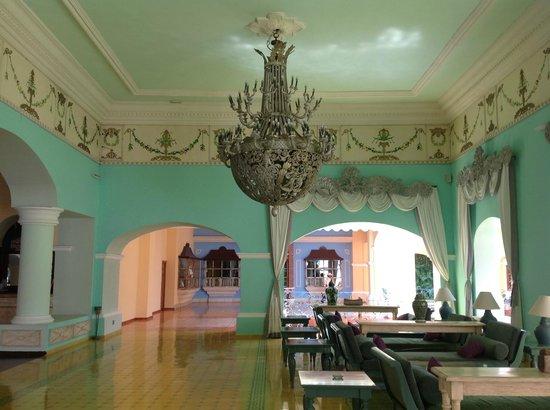 Iberostar Hacienda Dominicus: lobby area