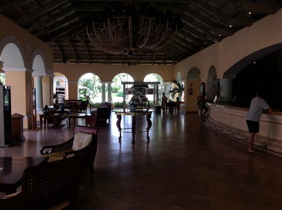 Iberostar Hacienda Dominicus: lobby