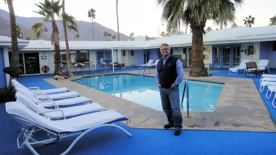 Palm Springs Rendezvous: Rendezvous Pool at Happy Hour