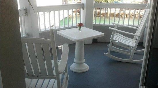The Westin Key West Resort & Marina:                   Loved the balcony.
