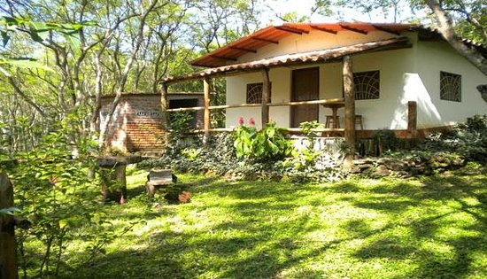 Marsella Valley Nature Center Accommodations : Casita and Porch