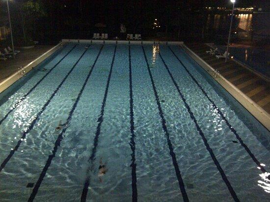 holiday villa hotel suites subang olympic size swimming pool - Olympic Size Swimming Pool