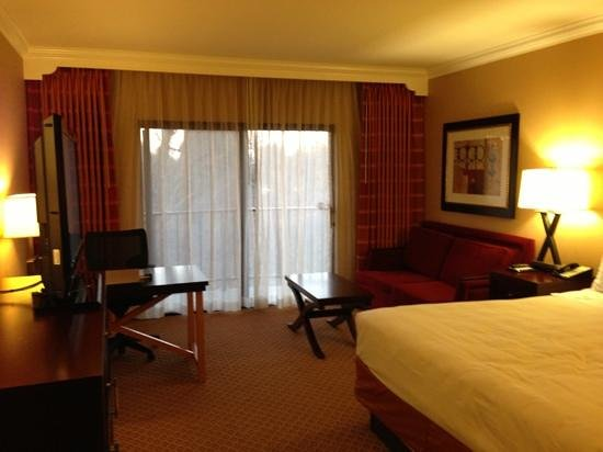 Hyatt Regency Westlake: Room