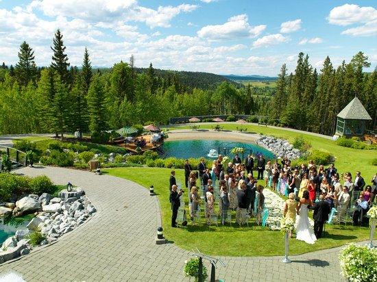 Azuridge Estate Hotel: Wedding