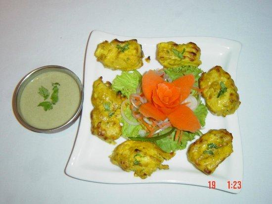 Chutney Mary: Irani Fish Tikka