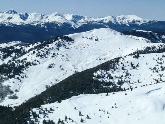 Vail Powder Guides:                   Awesome views!