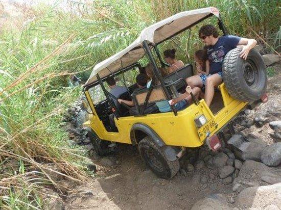 Galilee Jeep : Jeep-tour