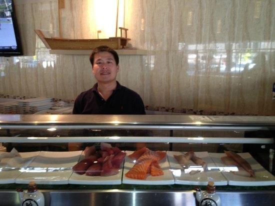 Akira Bistro - Danville: The Sushi Master