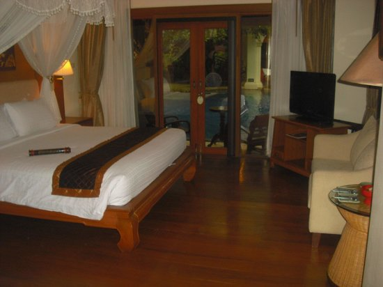 Khum Phaya Resort & Spa, Centara Boutique Collection:                   Bedroom