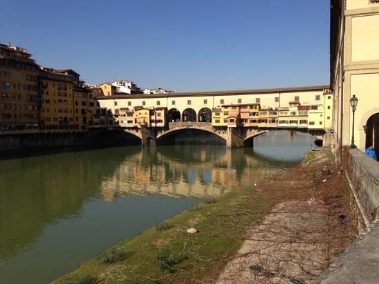 FH Grand Hotel Mediterraneo:                   ponte vecchio