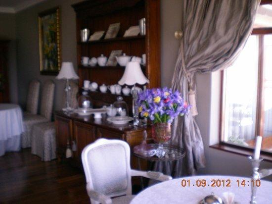 Mt Bijoux Preferred Accommodation : Dinning Room