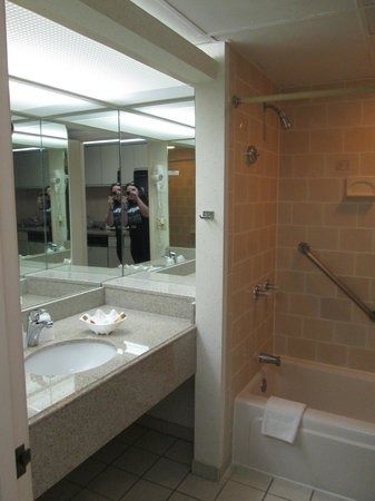 Princess Royale Resort:                   bathroom