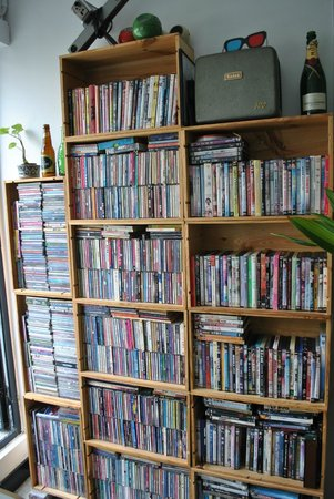 Hop Inn:                   Free rental of DVD