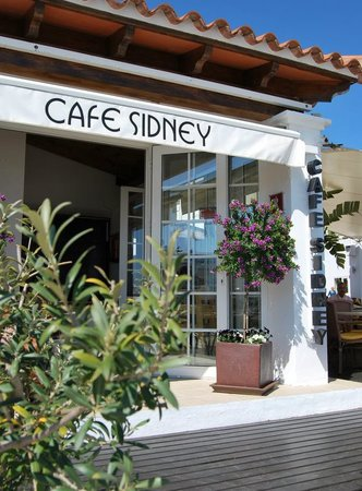 Café Sidney Santa Eulalia