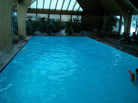Hotel Restaurant de la Poste:                   piscine