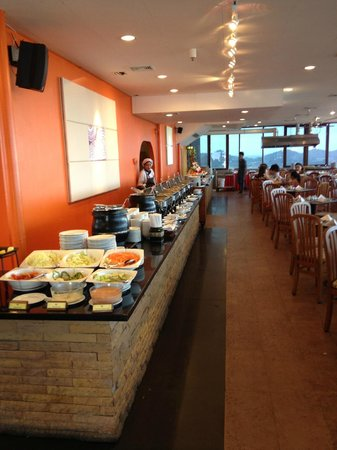 Royal Phuket City Hotel:                   Breakfast Buffet