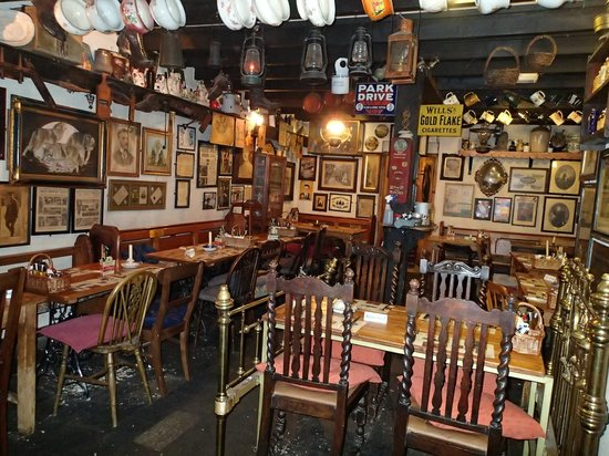 Interior Johnny Fox Pub Dublin Ireland Picture Of