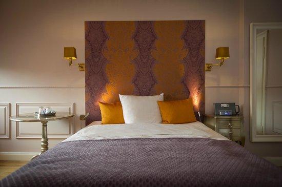 hotel klemm aussenansicht picture of hotel klemm. Black Bedroom Furniture Sets. Home Design Ideas