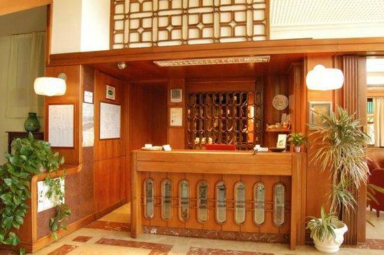 Hotel La Balestra: Reception