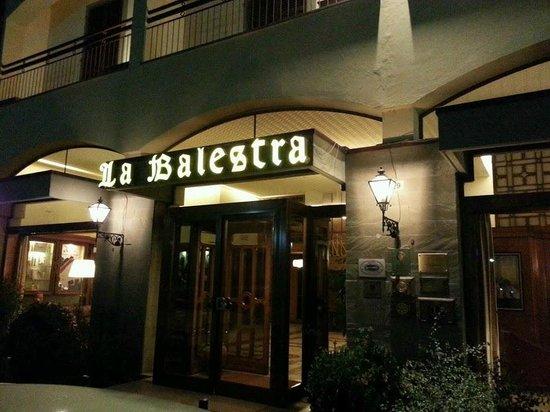 Hotel La Balestra: Hotel