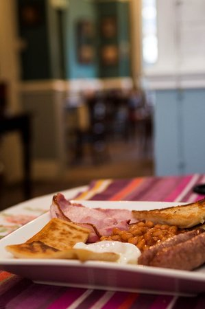 The Lindores Coffee House: Ulster fry