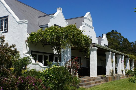 Fynbos Ridge Country House & Cottages:                   main house