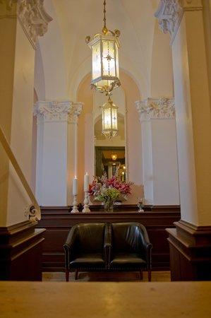 Hotel Klemm: Eingangshalle
