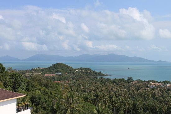 Mantra Samui Resort:                   View