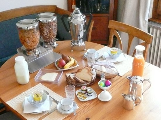 9 Susan's street : breakfast