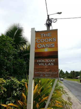 The Cooks Oasis Holiday Villas:                                     Home away from home