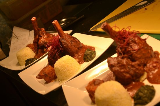 Speciality indian restaurant with an accent on regional for Anglo indian cuisine