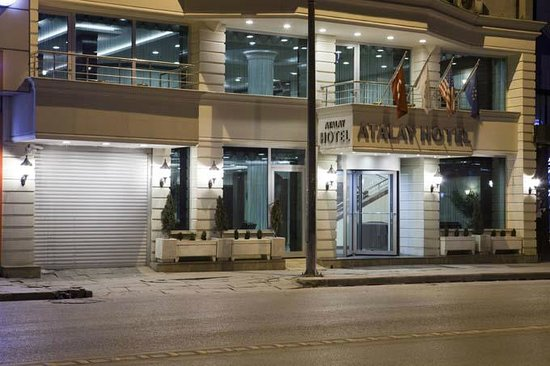 Atalay Hotel: out side